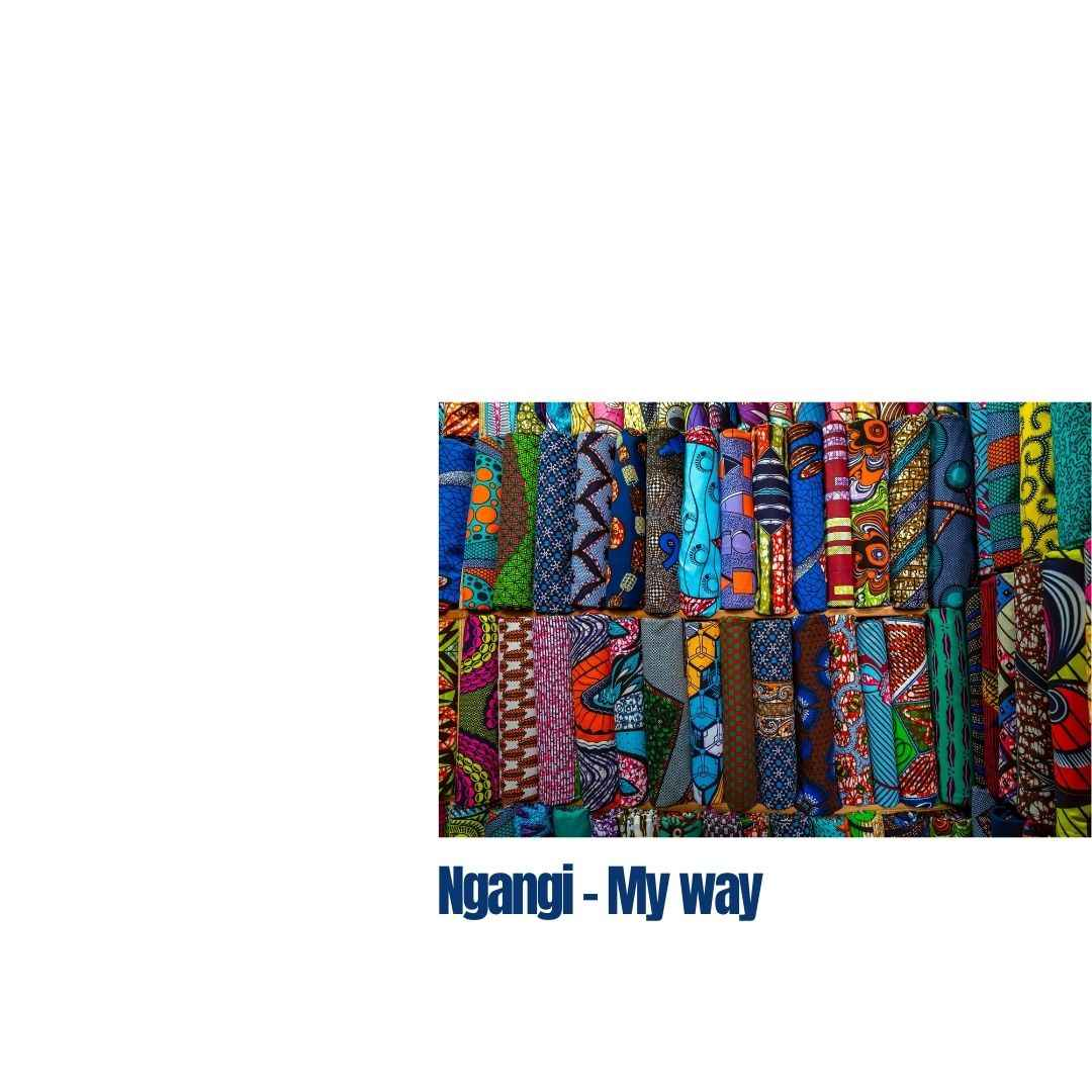Ngangi - My way